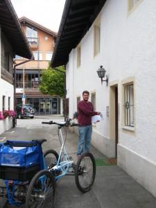Haushaltsbefragung in Garmisch-Partenkirchen.