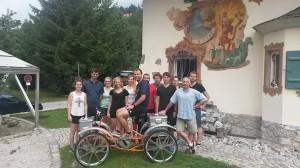 Quadrad in Garmisch-Partenkirchen