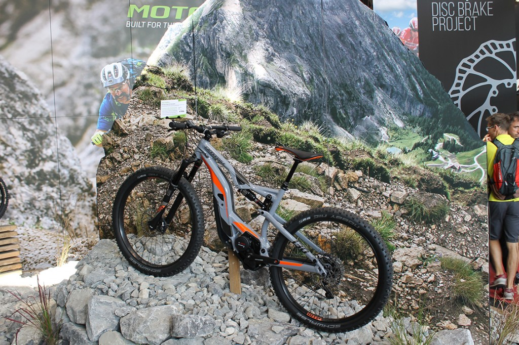 Cannondale-e-Mountainbike