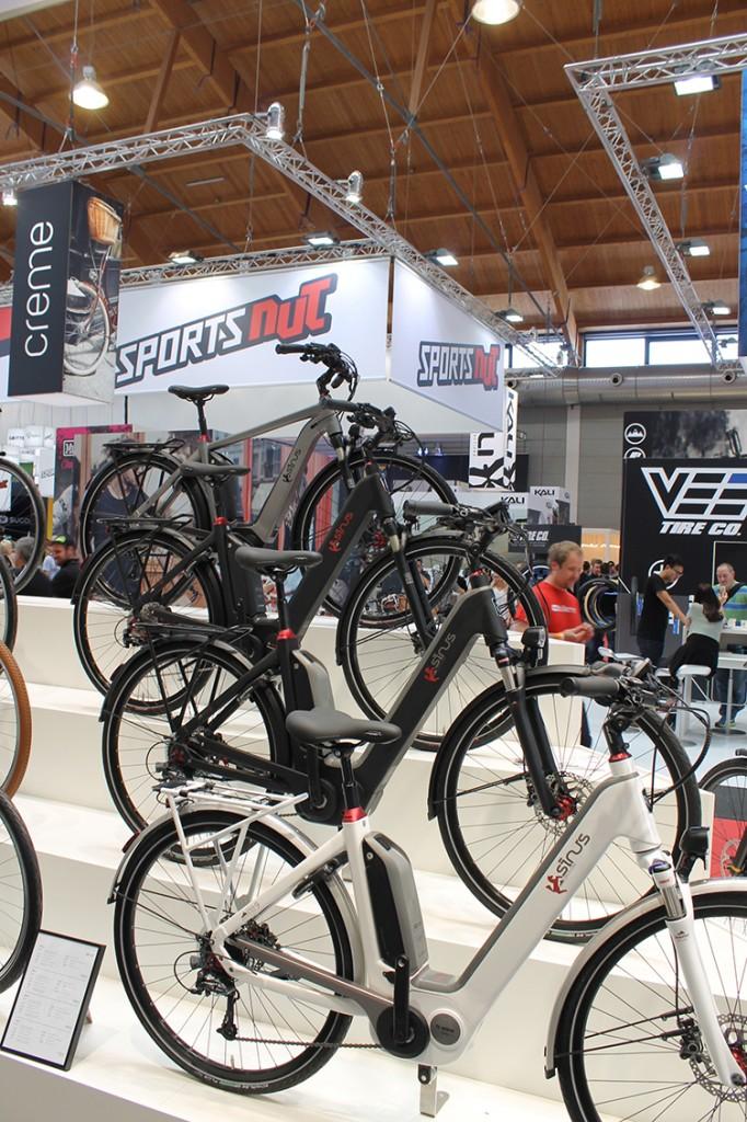Sinus-Bikes