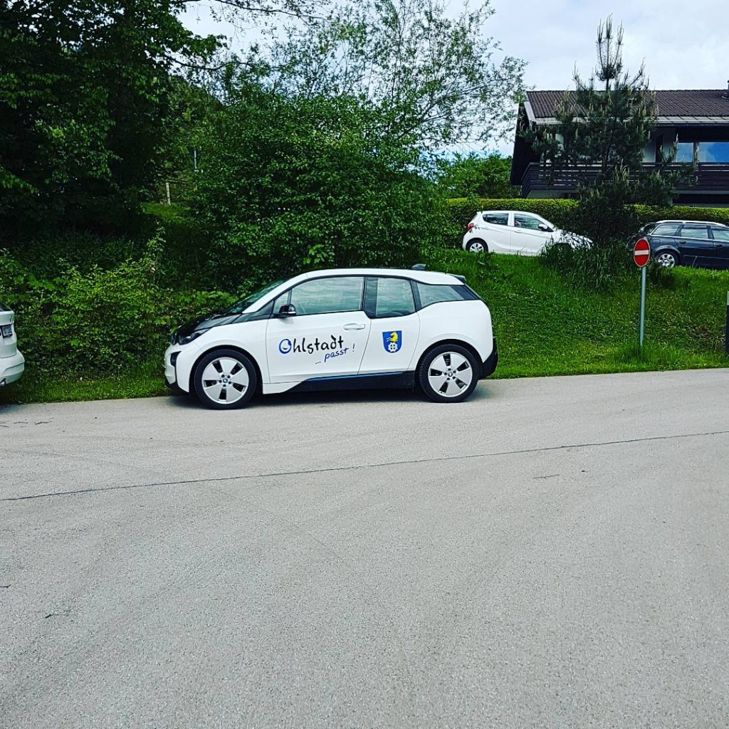 Ohlstadt Carsharing